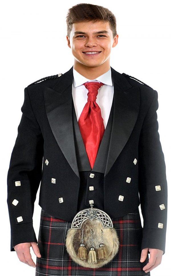 Prince Charlie Jacket and vest