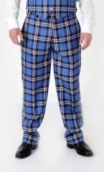 Dressed Rangers Scottish Made Tartan Trousers