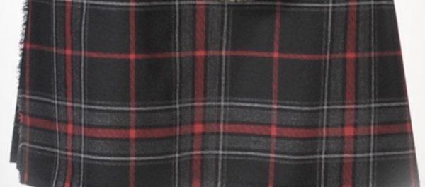 Chieftain Semi Dress Kilt Set: Kilt ,Sporran, Belt & Buckle